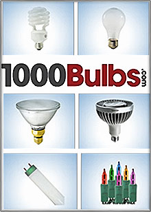 Picture of best light bulbs from 1000 Bulbs catalog
