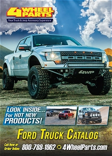Picture of truck parts from 4Wheel Parts - Ford Trucks catalog