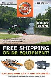 Picture of DR Power equipment from DR Power Equipment catalog