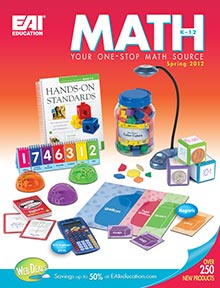 Picture of math for kids from EAI Education - Math catalog