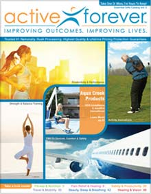 Picture of physical therapy aids from ActiveForever.com catalog
