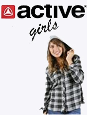 Image of women's flannel shirts from Active Ride Shop - Womens catalog