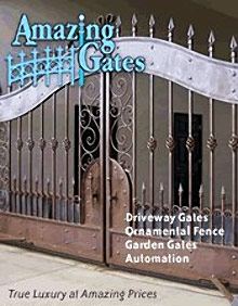 Picture of Electric Gates from Amazing Gates catalog