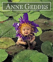 Image of designer plush toys from Anne Geddes catalog