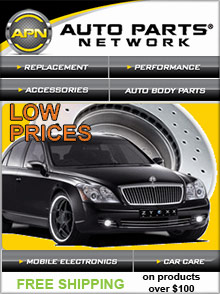 Picture of online auto parts store from Autopartsnetwork.com catalog