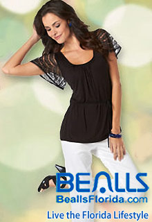 Picture of Bealls department store from Bealls catalog