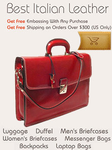 Picture of briefcase for men from Best Italian Leather catalog