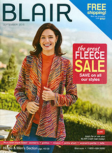Picture of blair clothing from Blair Catalog catalog