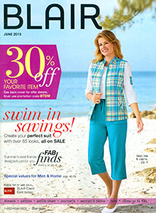 Women's Designer Clothing Catalogs Blair Catalog