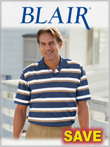 Picture of sportswear for men from Blair Men's catalog