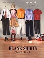 Picture of wholesale t-shirts from Blank Shirts catalog