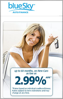 Picture of blue sky auto loan catalog from Blue Sky Auto Loan catalog