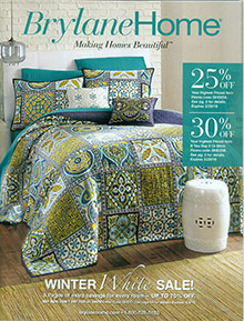 Picture of BrylaneHome catalog from BrylaneHome catalog
