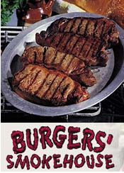 Image of buffalo meat products from Burgers' Smokehouse catalog