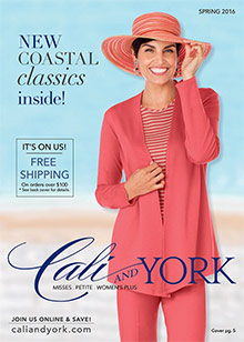 Picture of cali and york catalog from Cali and York catalog