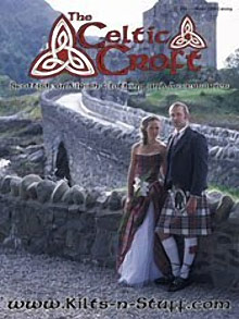 Picture of Celtic symbols from The Celtic Croft catalog