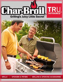 Picture of best grill from Char-Broil catalog