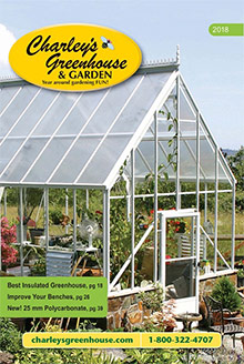 Picture of charleys greenhouse and garden catalog from Charley's Greenhouse catalog