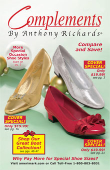 Picture of discount womens shoes from Complements by Anthony Richards catalog
