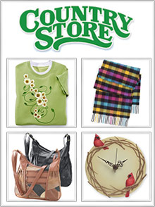 Picture of Country home products from Country Store catalog