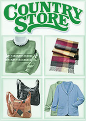 Picture of Country home products from The Country Store catalog