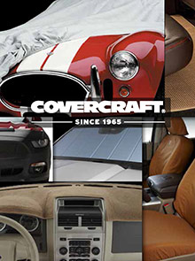 Picture of covercraft catalog from Covercraft catalog