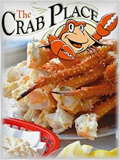 Picture of Maryland crab cakes from Crab Place catalog