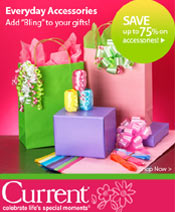 Image of gift wrap products from Current catalog