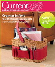 Image of home office items from Current catalog