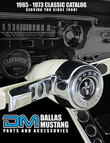 Image of vehicle audio systems from Dallas Mustang catalog
