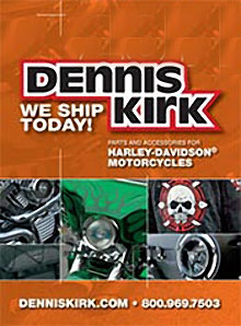 Picture of dennis kirk catalog from Dennis Kirk Power Sports catalog
