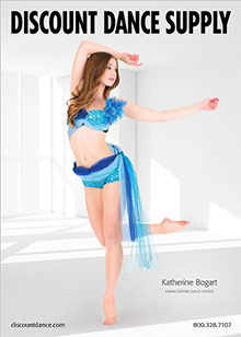 Picture of ballet dance wear from Discount Dance Supply catalog