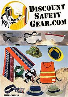 Picture of discount safety gear from Discount Safety Gear catalog