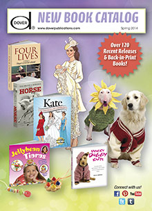 Picture of dover publications from Dover Publications catalog