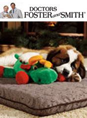 Image of best dog bedding from Doctors Foster and Smith catalog