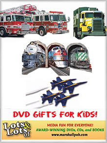 DVD Gifts For Kids