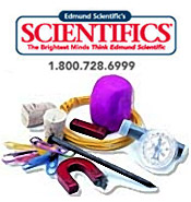Image of magnet science kits from Edmund Scientifics catalog
