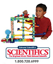 Image of kids scientific toys from Edmund Scientifics catalog