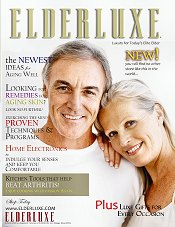 Image of equipment for the elderly from ELDERLUXE catalog