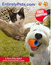 Picture of pet health solutions from EntirelyPets catalog