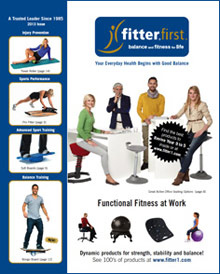 Picture of fitter first from FitterFirst catalog