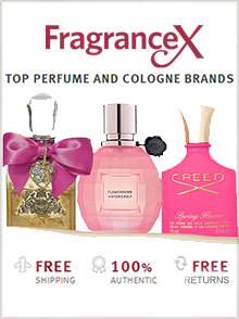 Picture of discount women's fragrances from FragranceX.com catalog