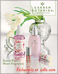 Garden Botanika exclusively at Zidle.com