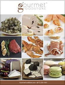 Picture of gourmet food gifts from Gourmet Foods catalog