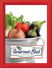 Picture of buy seeds online from Gourmet Seed catalog