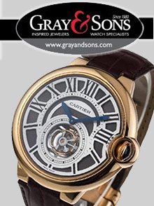 Picture of gray and sons watches from Gray & Sons Finest Jewelry and Watches catalog