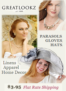 Picture of womens fashion accessories from Great Lookz catalog