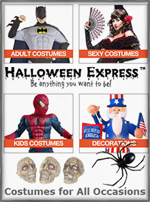 Picture of Halloween Express from Halloween Express catalog