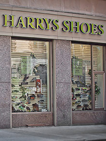 Picture of harry's shoes from Harry's Shoes catalog