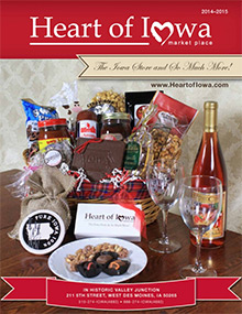 Picture of heart of iowa from Heart of Iowa Market Place catalog